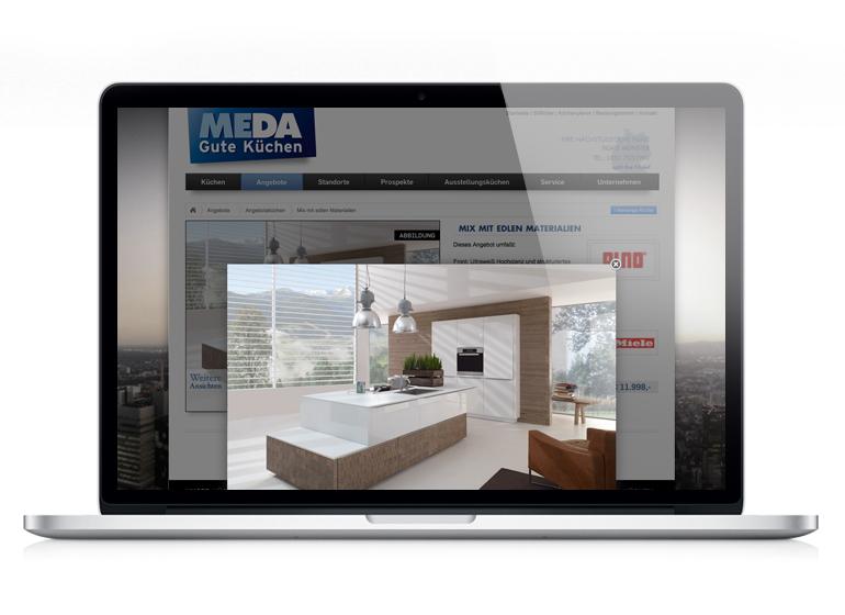 www meda kuechen de top xeno kche lack und wei hochglanz. Black Bedroom Furniture Sets. Home Design Ideas